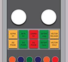 Screen Uniforms - Lost In Space - Robot Sticker