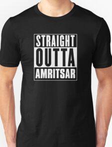 Straight outta Amritsar! T-Shirt