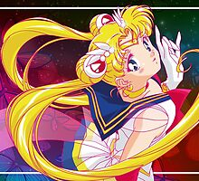 Super Sailor Moon by Rickykun