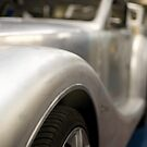 Morgan Aero 8 - Bare Metal by Matthew Walters