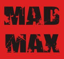Mad Max Kids Tee