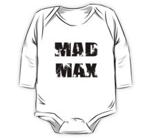 Mad Max One Piece - Long Sleeve