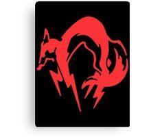 Metal Gear Solid - KojiPro LA Canvas Print
