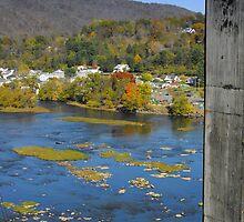 Below the dam by Sharksladie