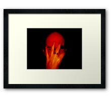 The Real Halloween Framed Print