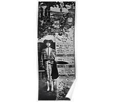 Poster 1890s PP D349 poster advertising entertainment in seville spain Poster