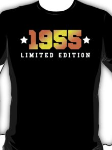 1955 Limited Edition Birthday Shirt T-Shirt