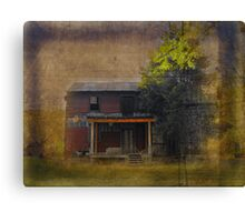 History in West Virginia Canvas Print