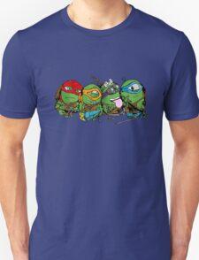 Teenage Mutant Ninja Minions Unisex T-Shirt