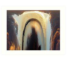 Sinkhole Art Print
