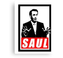 Better Call Saul - Saul (Obey) Canvas Print