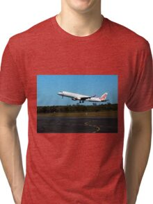 Flying Home. Tri-blend T-Shirt