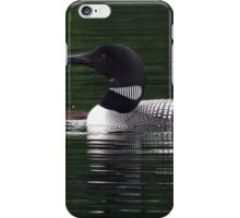Loons iPhone Case/Skin