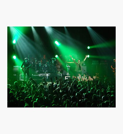 Kasabain - Festival Hall Melbourne Photographic Print