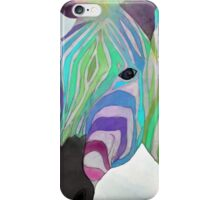 Ziggy the Zebra iPhone Case/Skin