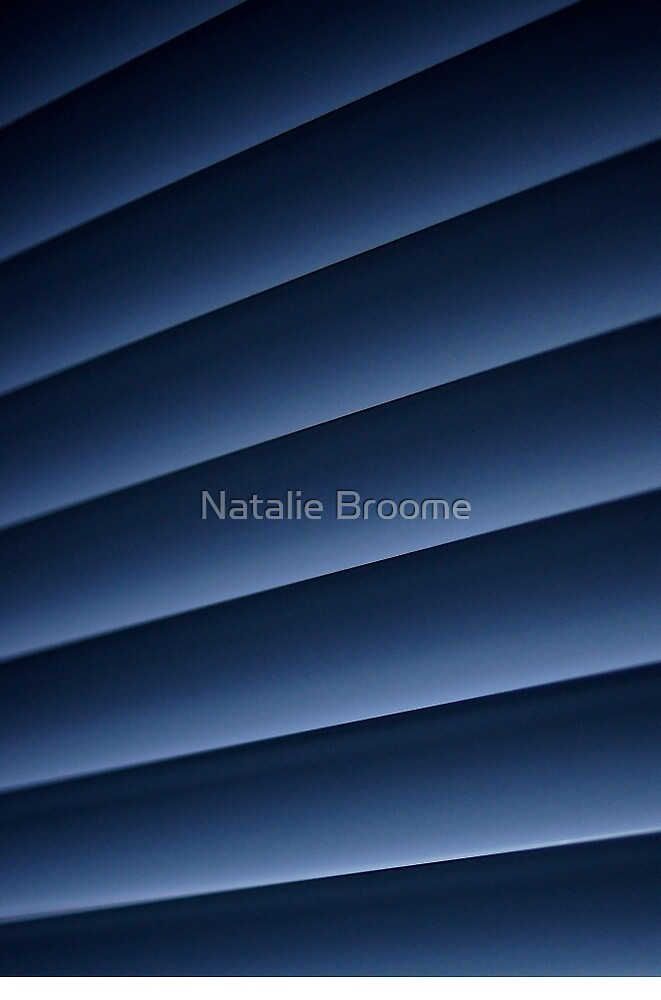 Into The Blue by Natalie Broome