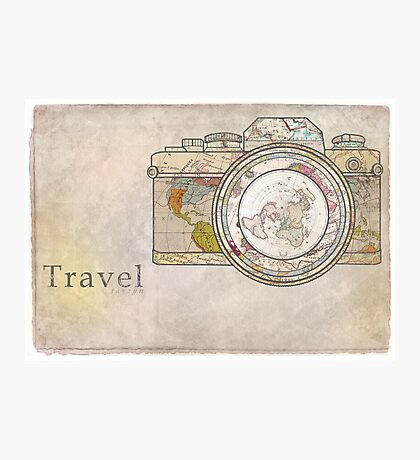 Travel Photographic Print