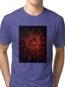 Firework 3 Tri-blend T-Shirt