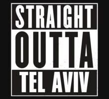 Straight outta Tel Aviv! by tsekbek