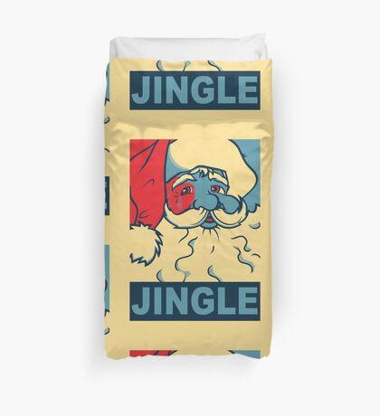 JINGLE Duvet Cover