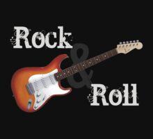 Rock & Roll Guitar by bradyarnold