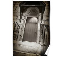 Portals 1 - Episcopal Church of the Advent Poster