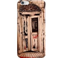 Broken Doors # 2 ( Salvation )  iPhone Case/Skin