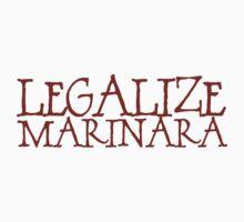 Legalize Marinara by digerati