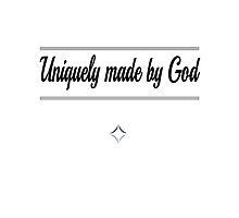 Uniquely Made by bibleschlmerch