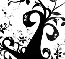 Art Tree Sticker