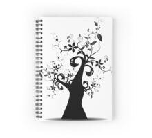 Art Tree Spiral Notebook