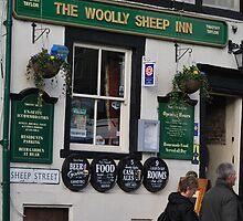 Pub In Skipton Yorkshire, by Stan Owen