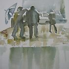 A rainy day in november by Catrin Stahl-Szarka