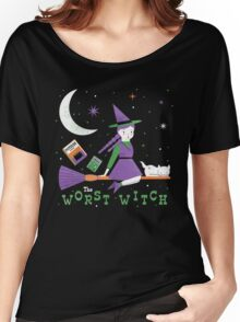 The Worst Witch Women's Relaxed Fit T-Shirt