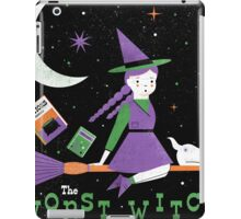 The Worst Witch iPad Case/Skin