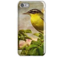 Wagtail iPhone Case/Skin