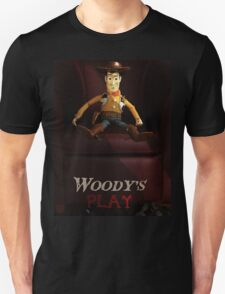 Toy Story Woody Chucky  T-Shirt