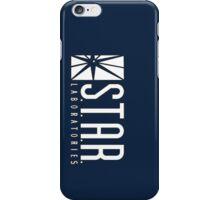 STAR Laboratories iPhone Case/Skin