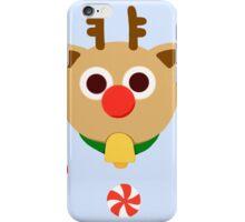 Mint Rudolph iPhone Case/Skin