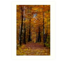 ♥ ♥ ♥ ♥ series. Autumn Leaves (Les Feuilles Mortes).Memories of those happy times when we were all together. Brown Sugar Storybook.  Favorites: 13 Views: 1742 . Thanks! Art Print