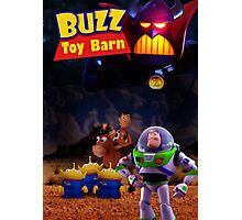 Toy Story Buzz And Woody Photographic Print