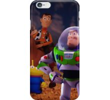 Toy Story Buzz And Woody iPhone Case/Skin