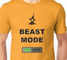 Evangelion-Beast mode on Unisex T-Shirt