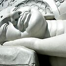 Reclining Buddha by Natalie Broome