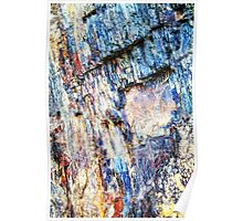 Rocky Abstract Poster