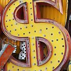 Dollar Sign by Steve Lovegrove