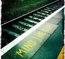 Mind the gap by Cara Gallardo Weil