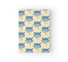 Monocle owl Hardcover Journal