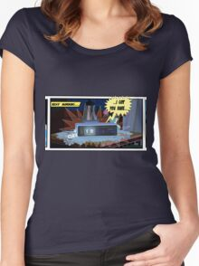 Groundhog Women's Fitted Scoop T-Shirt