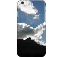 Queenstown Clouds iPhone Case/Skin
